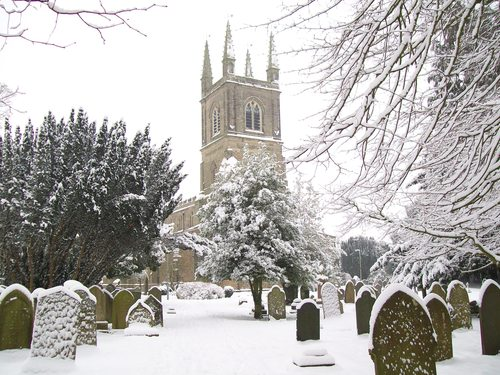 St Mary's Church Bitteswell